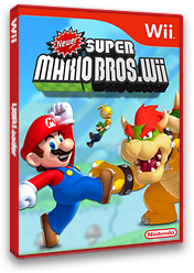 Newer Super Mario Bros. Wii