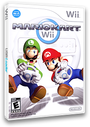Mario Kart Wii - Dragon Road