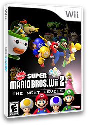 New Super Mario Bros. Wii 2: The Next Levels